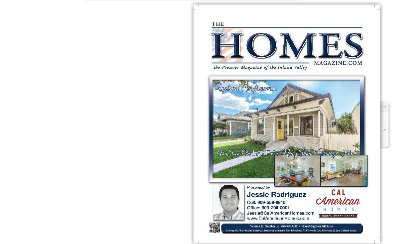 The Homes Magazine