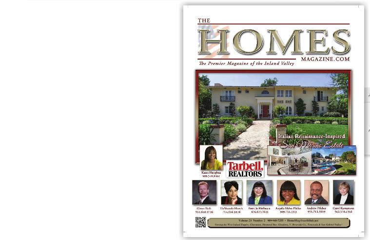 The Homes Magazine vol. 23 No. 2