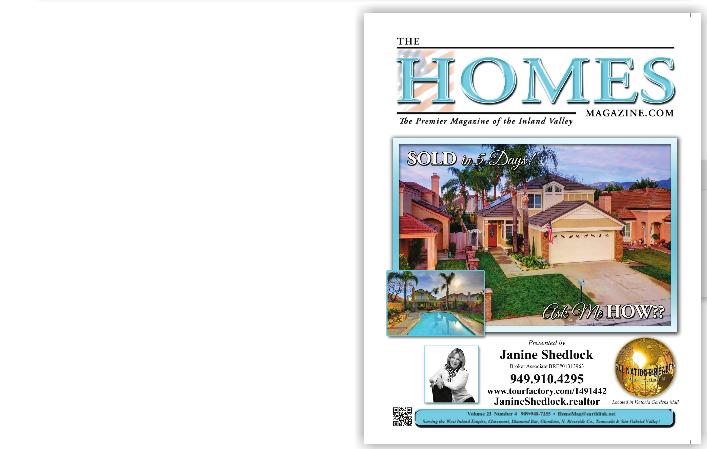 The Homes Magazine vol. 23 No. 4